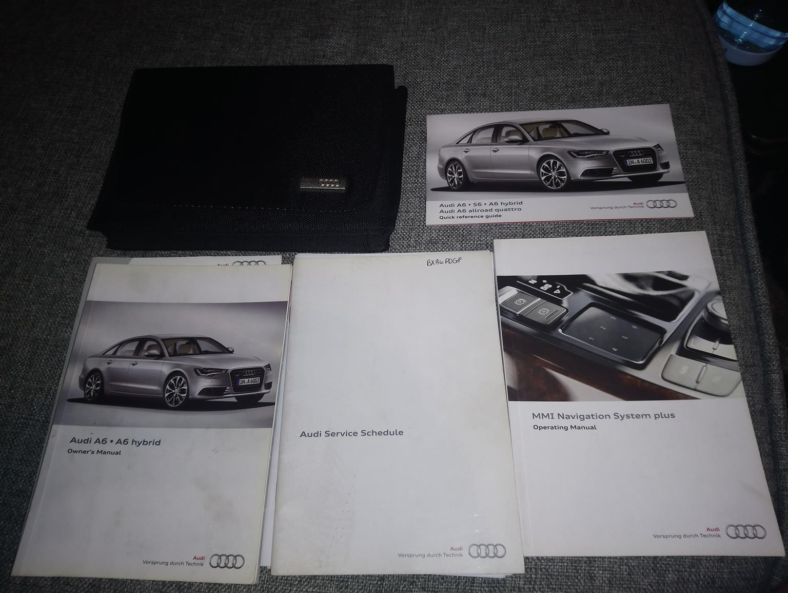 2012 Audi A6 2.0TDI