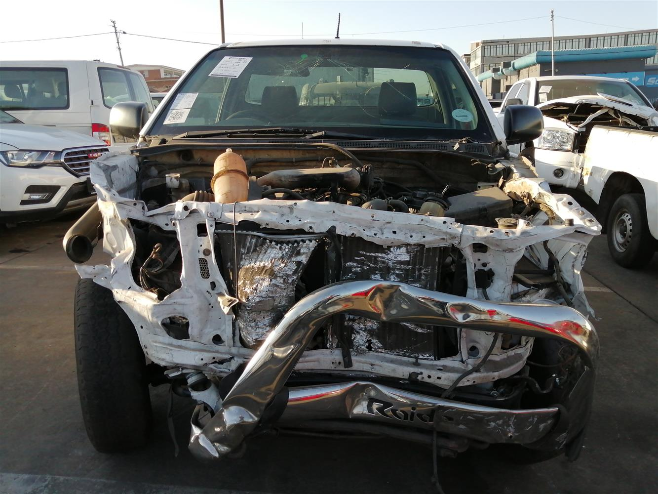 2015 Toyota Hilux 2.0 Code 3