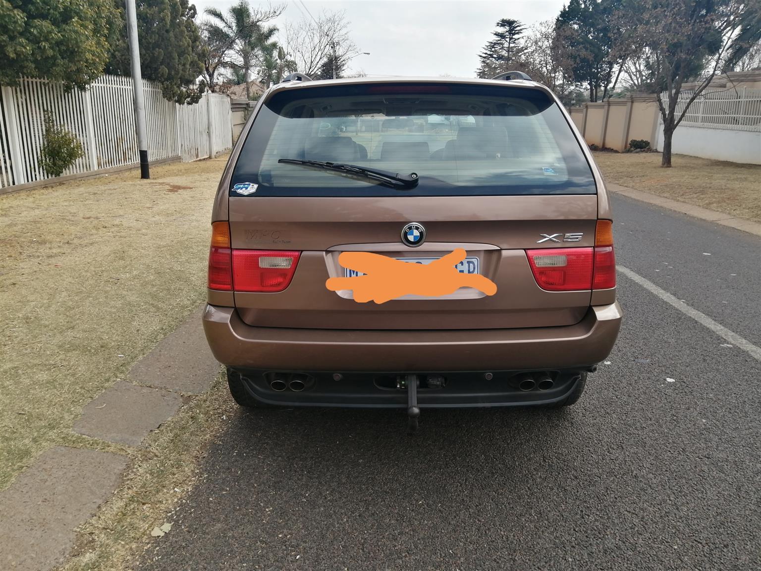 2003 BMW X5 M