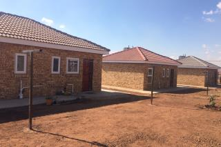 Lehae township Lenesia