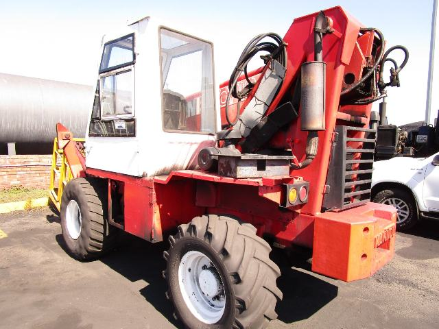 Manitou Maniscopic, MT430CPDS Manlift - ON AUCTION
