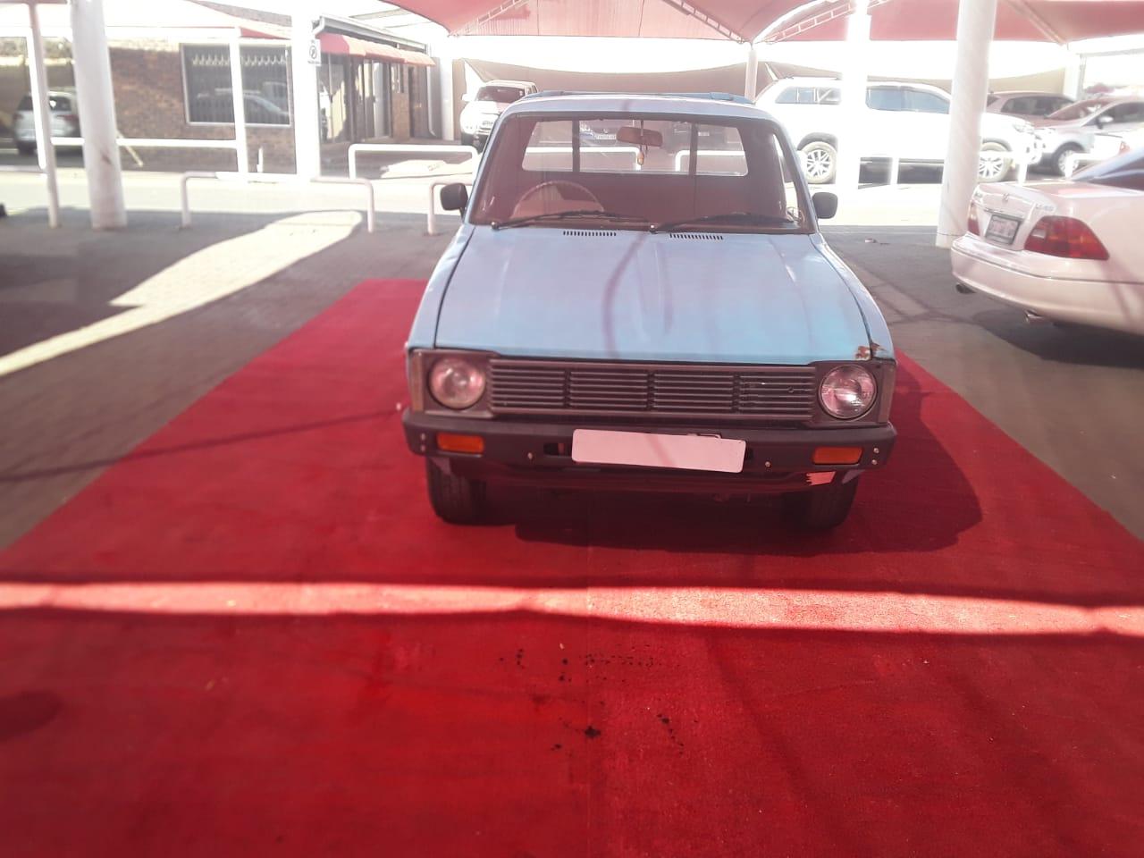 1980 Toyota Hilux 2.0