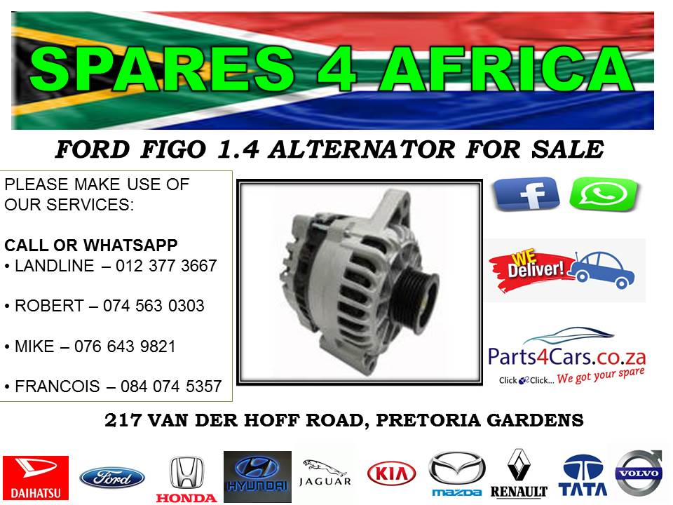 2002 Ford Figo 1.4 Ambiente
