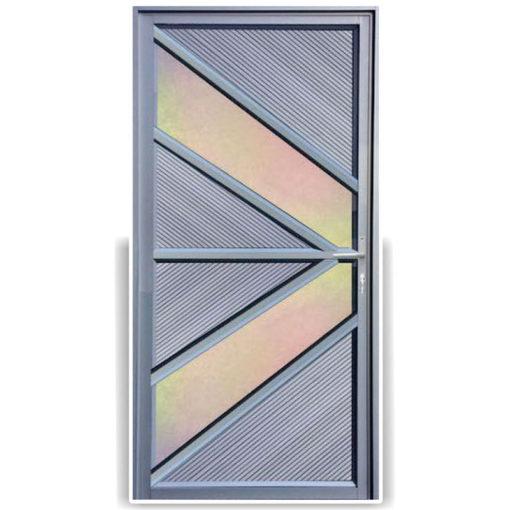 Aluminium Hinged door 900×2100 Arrow
