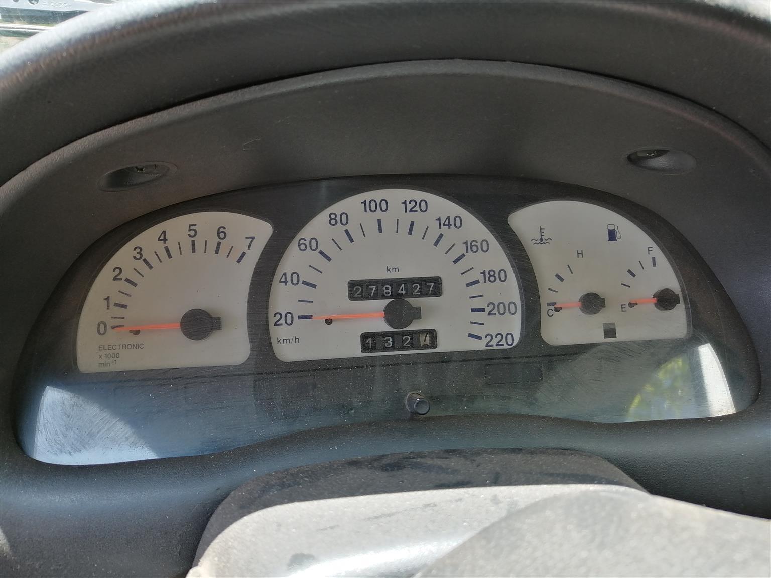 1997 Opel Kadett