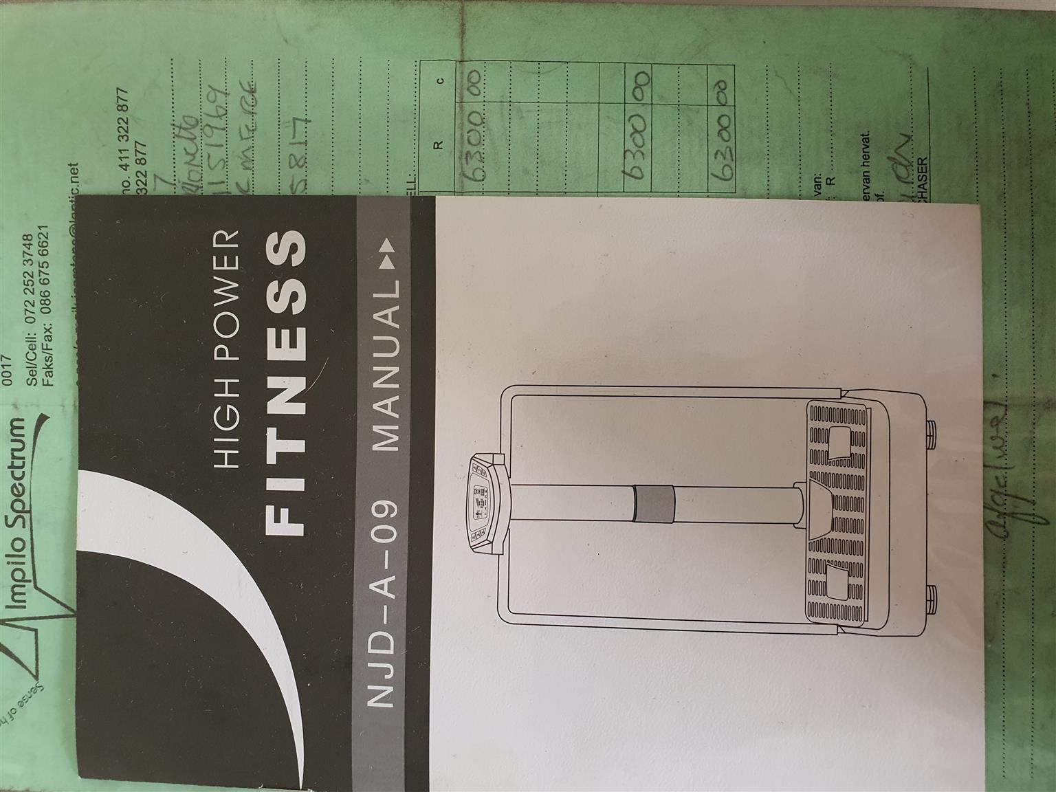 Vibration Slimming & Fitness Machine
