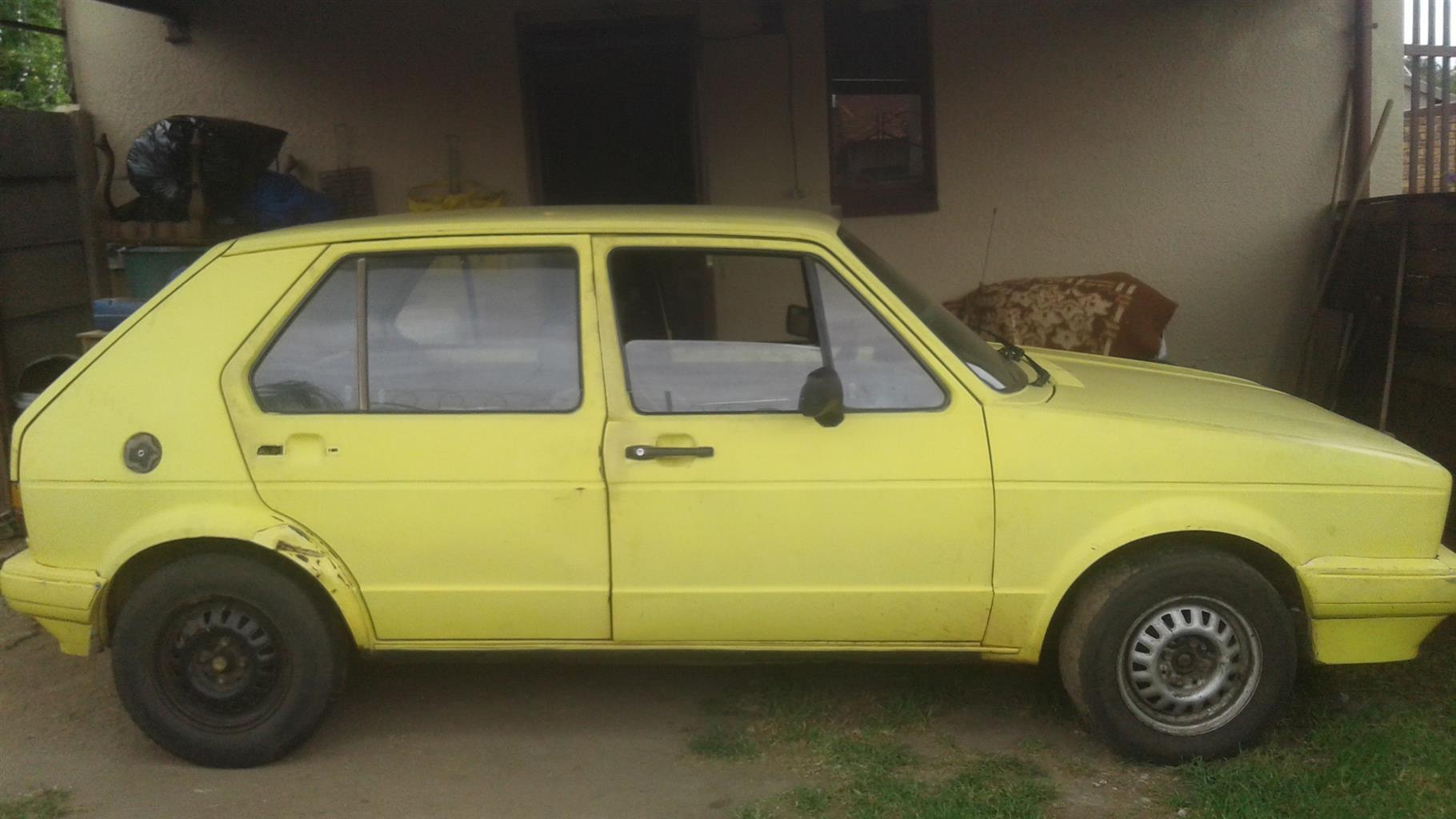 1998 VW Citi
