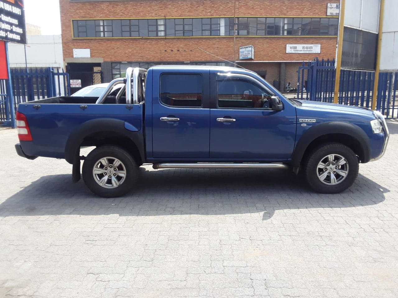 2009 Ford Ranger 3.0TDCi double cab Hi trail XLE automatic
