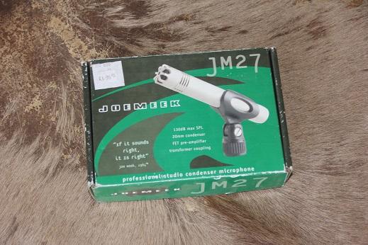 Joemeek JM27 Microphone