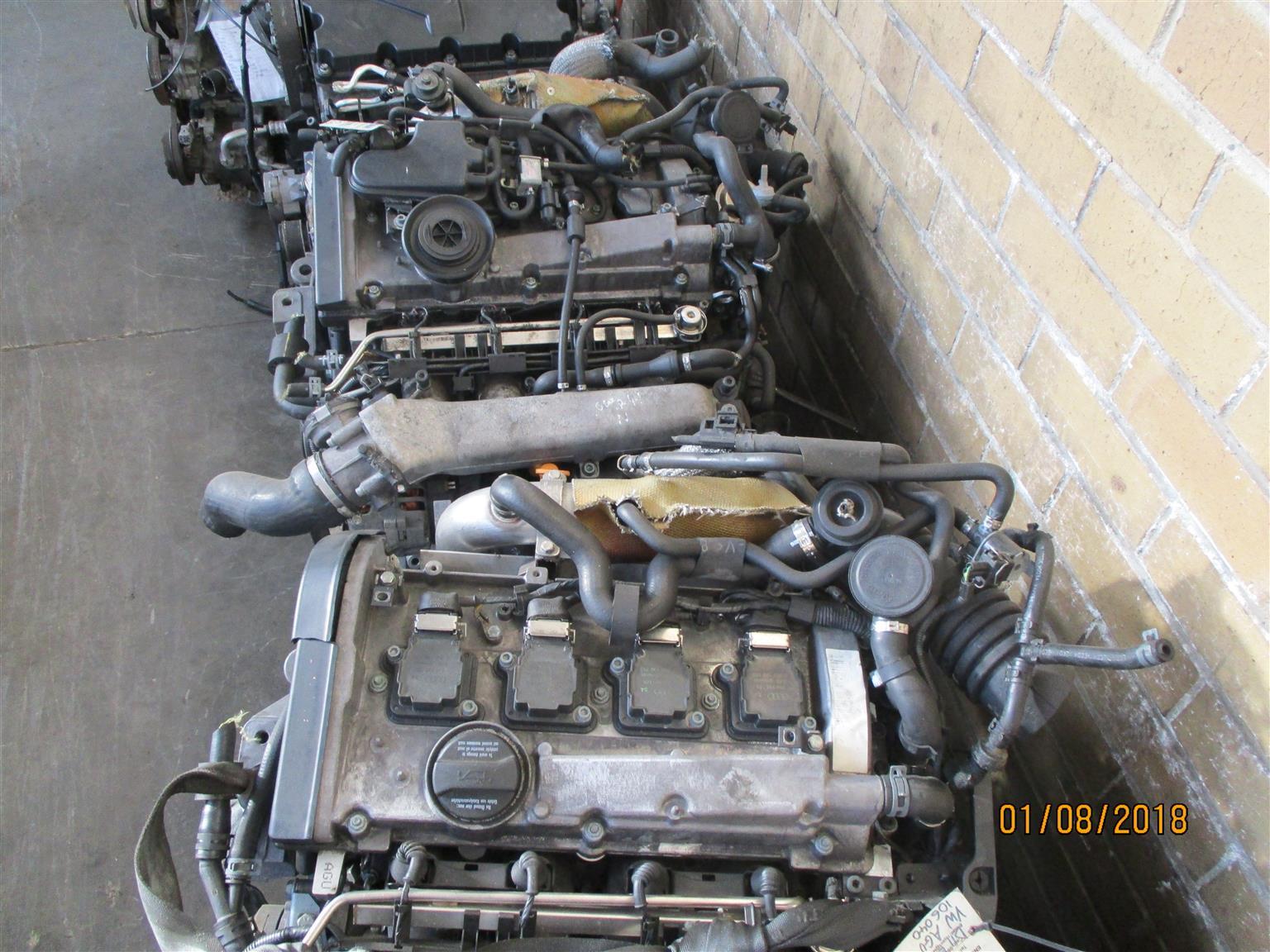 Audi A3 18 Tfsi Engine