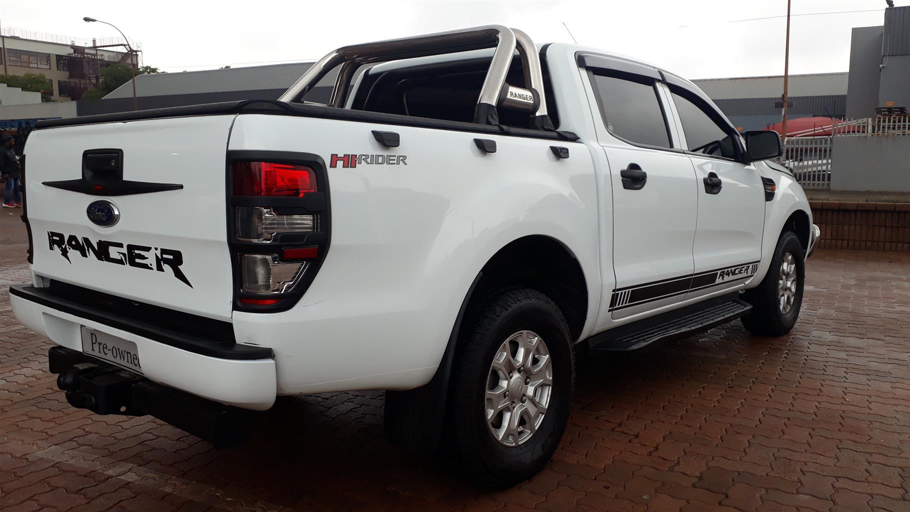 2017 Ford Ranger 2.2 double cab Hi Rider