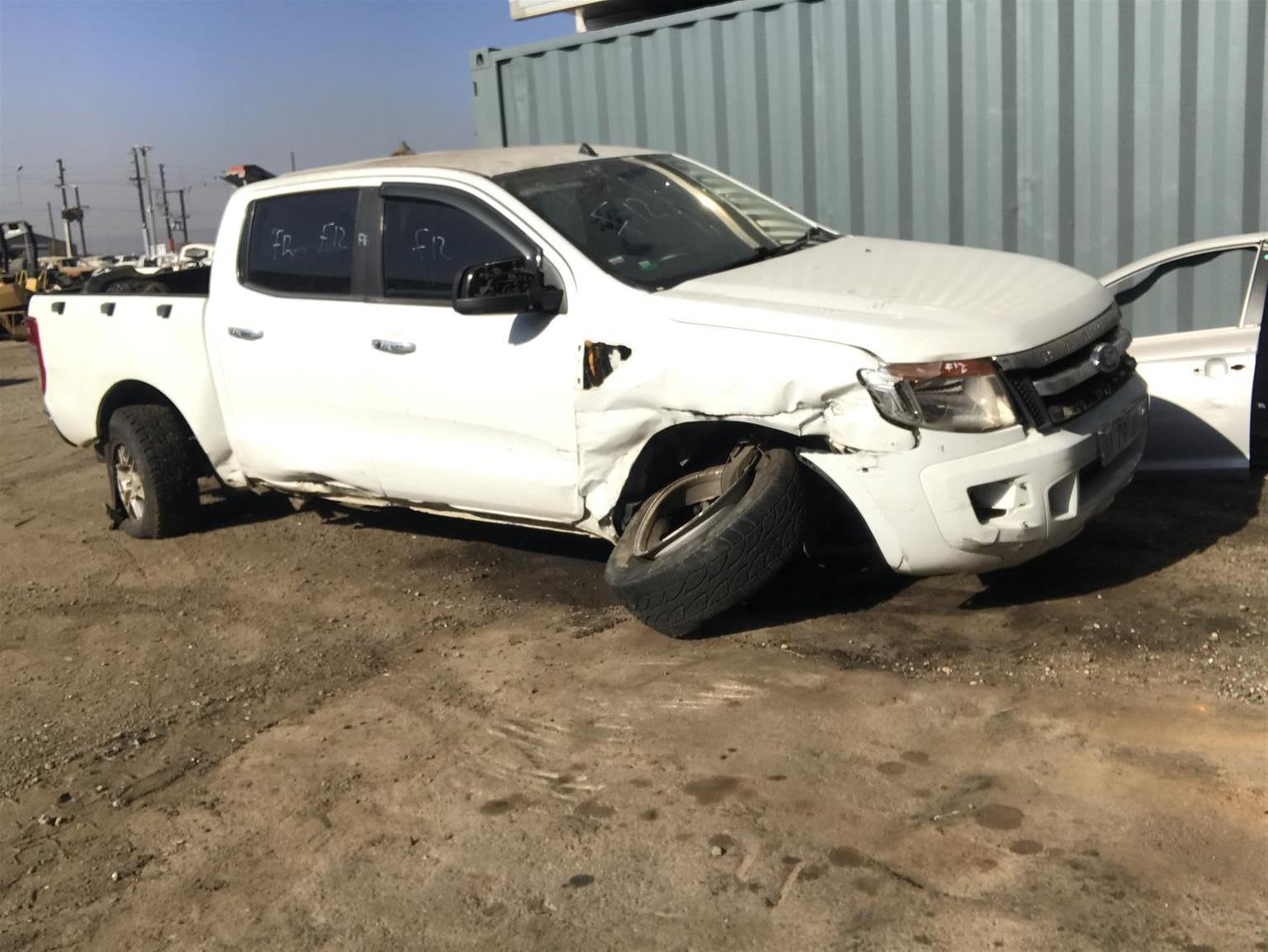 2013 Ford Ranger 3.2 Auto Stripping For Spares