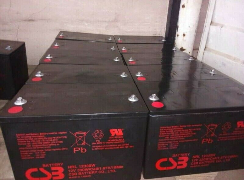 Csb (100Ah) Battery For Sale
