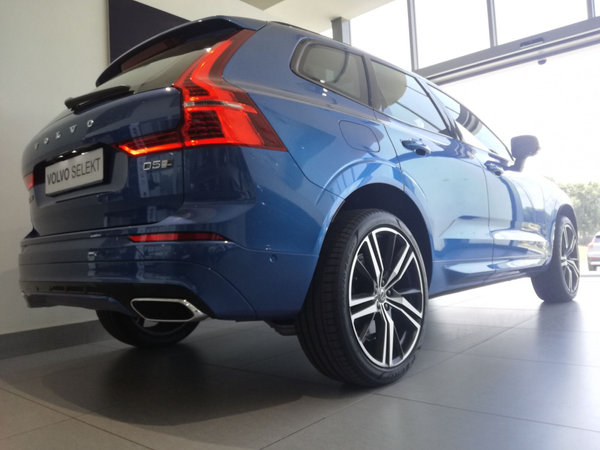 2019 Volvo XC60 D5 R DESIGN GEARTRONIC AWD