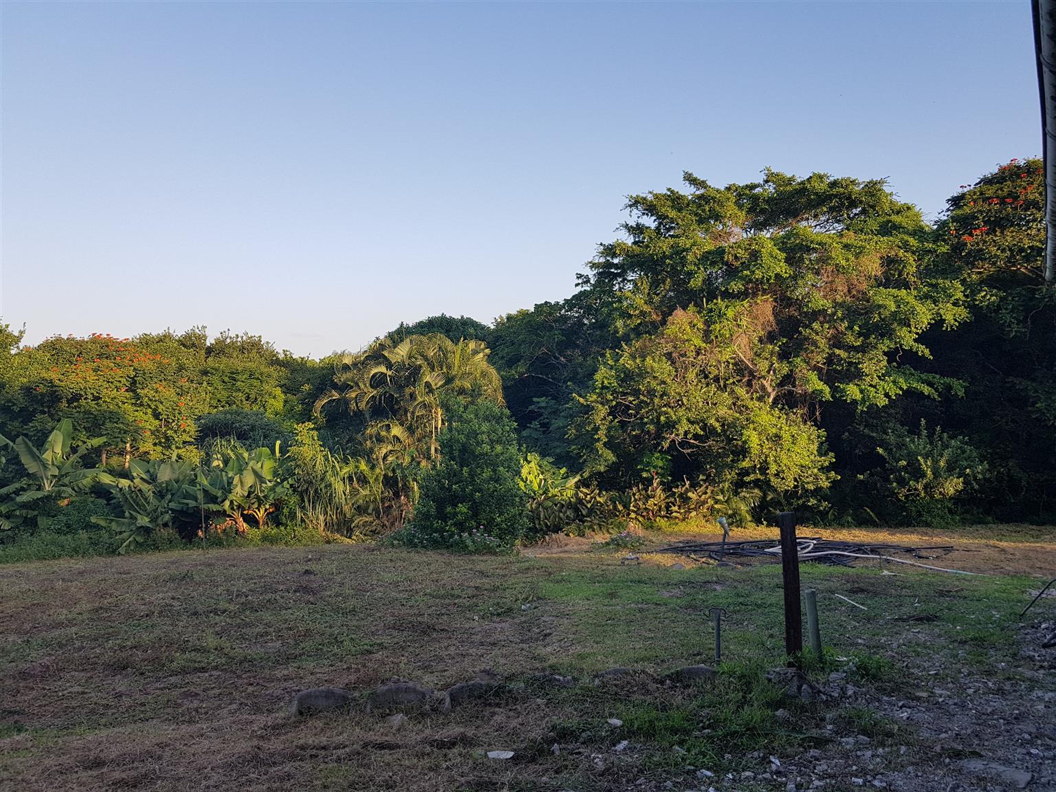 2.3 Ha Smallholdong in Monzi Ghof Estate St Lucia