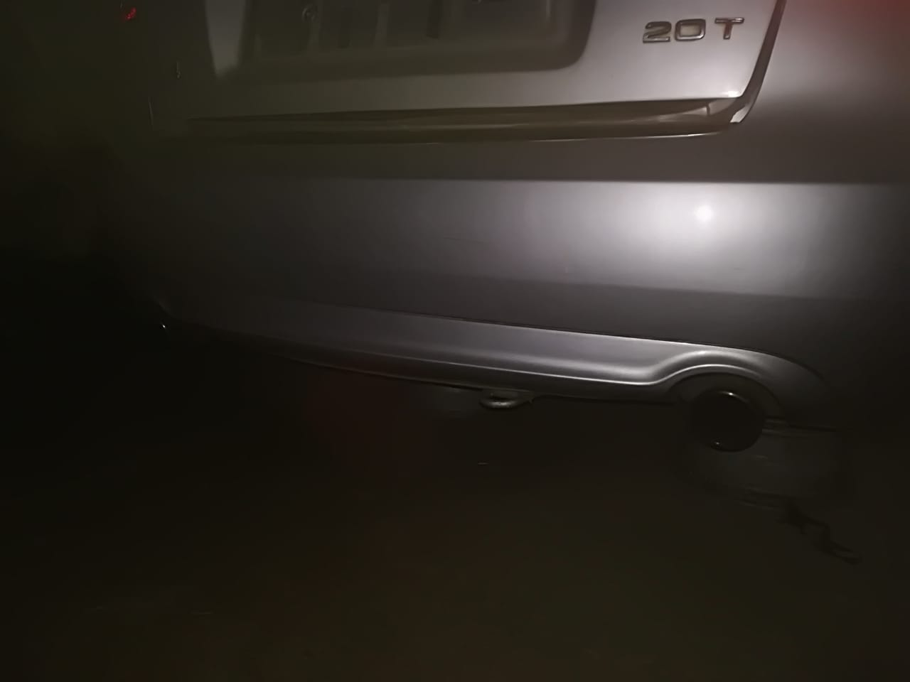 Audi S line Breaking for Spares