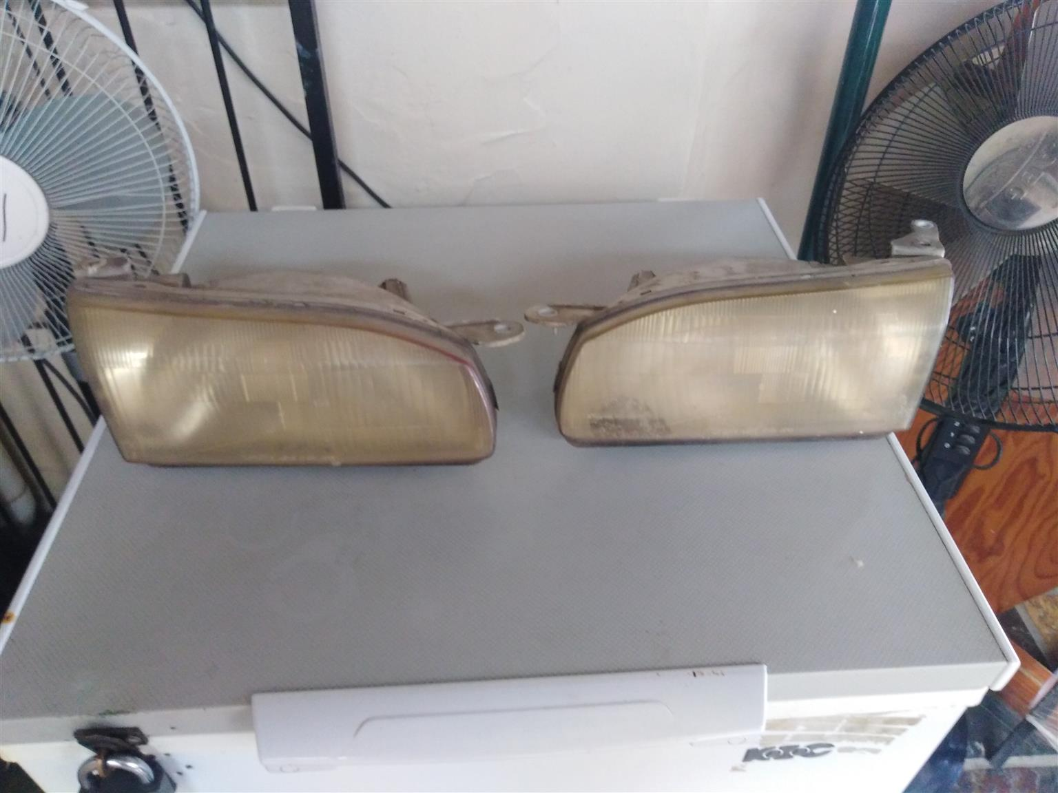 Electrical Headlights