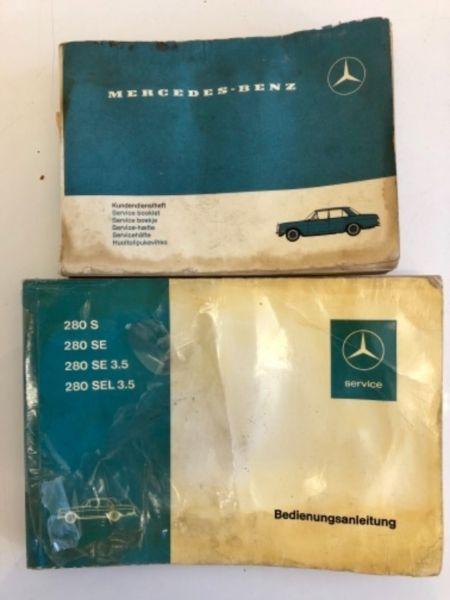 1972 Classic Cars Mercedes-Benz