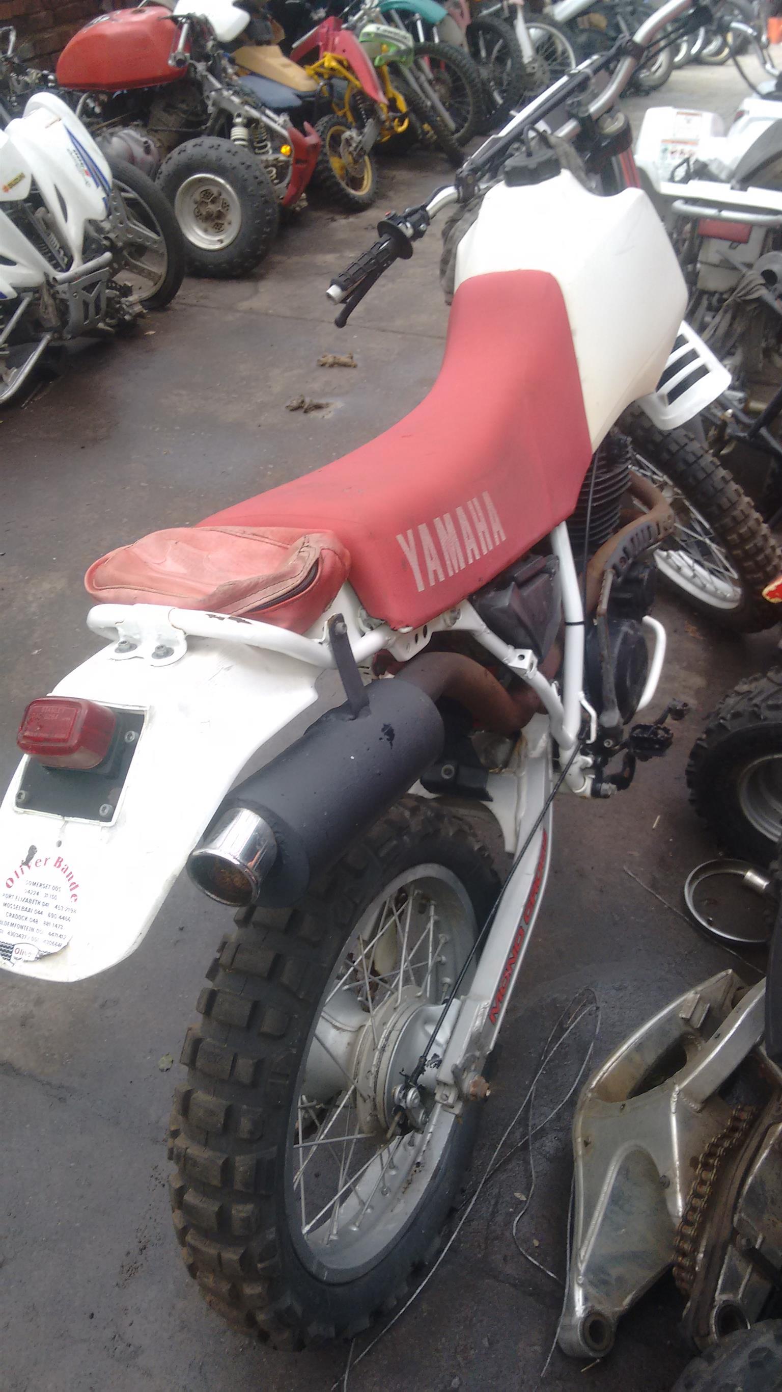 1986 Yamaha TTR