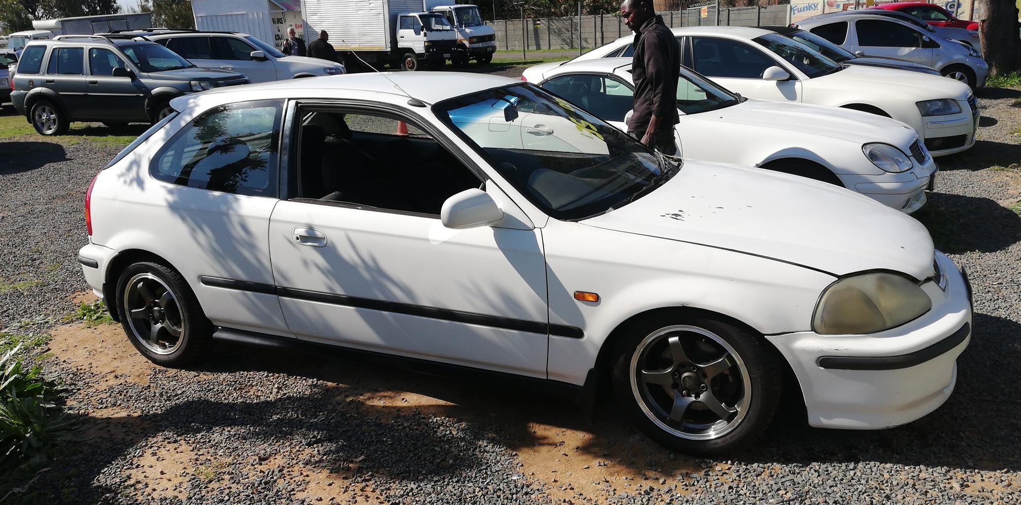 1998 Honda Civic 150i 4 door