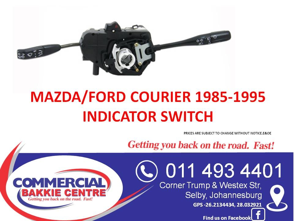 Mazdaford courier indicator switch junk mail mazdaford courier indicator switch fandeluxe Images