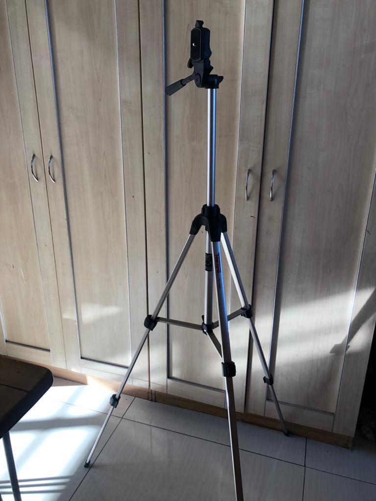 Tripod Takara TV-1093 Aluminium tripod for photo and video use - Fathers Day gif