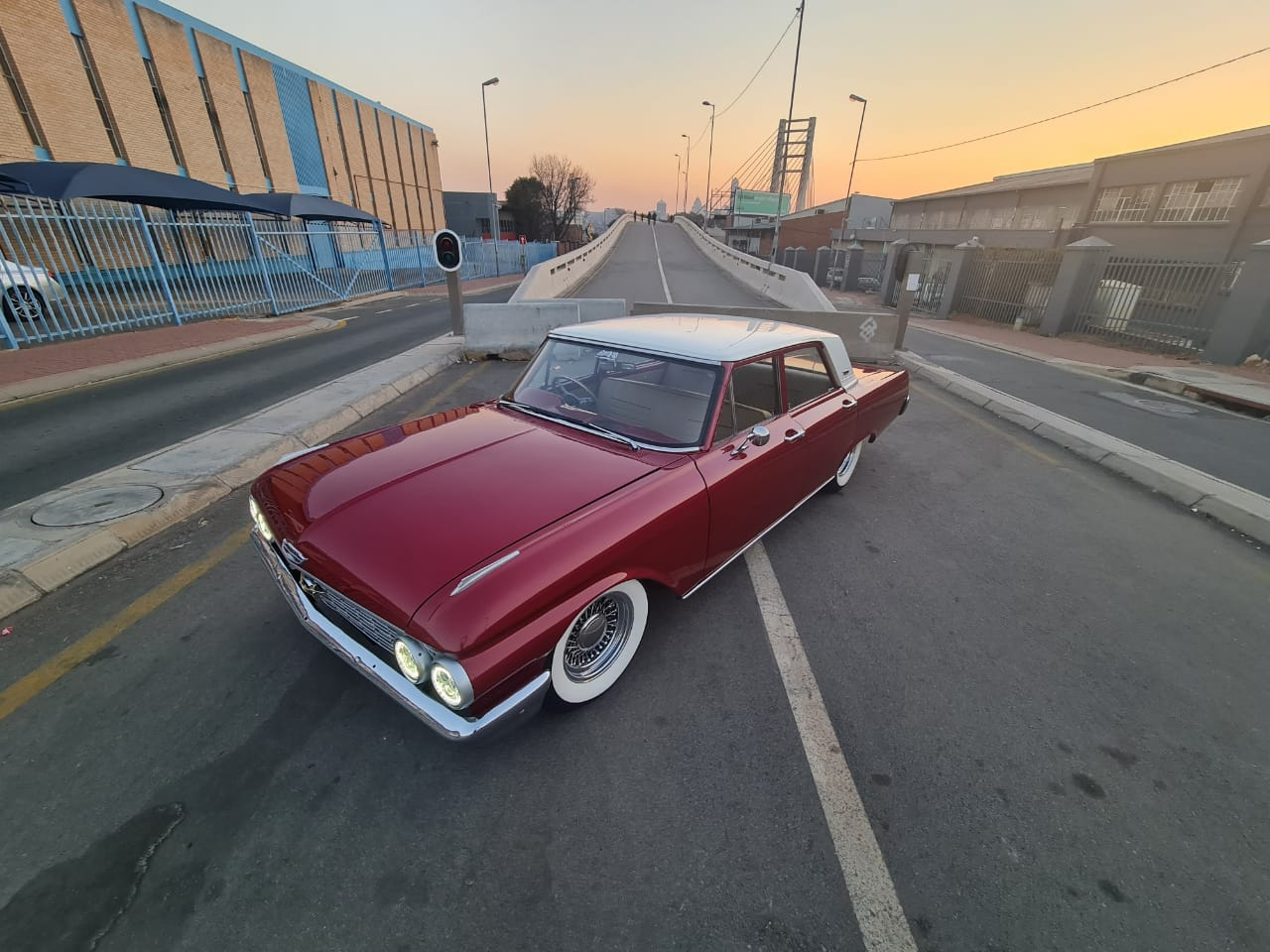 1963 Ford Galaxy 500 - Collectible
