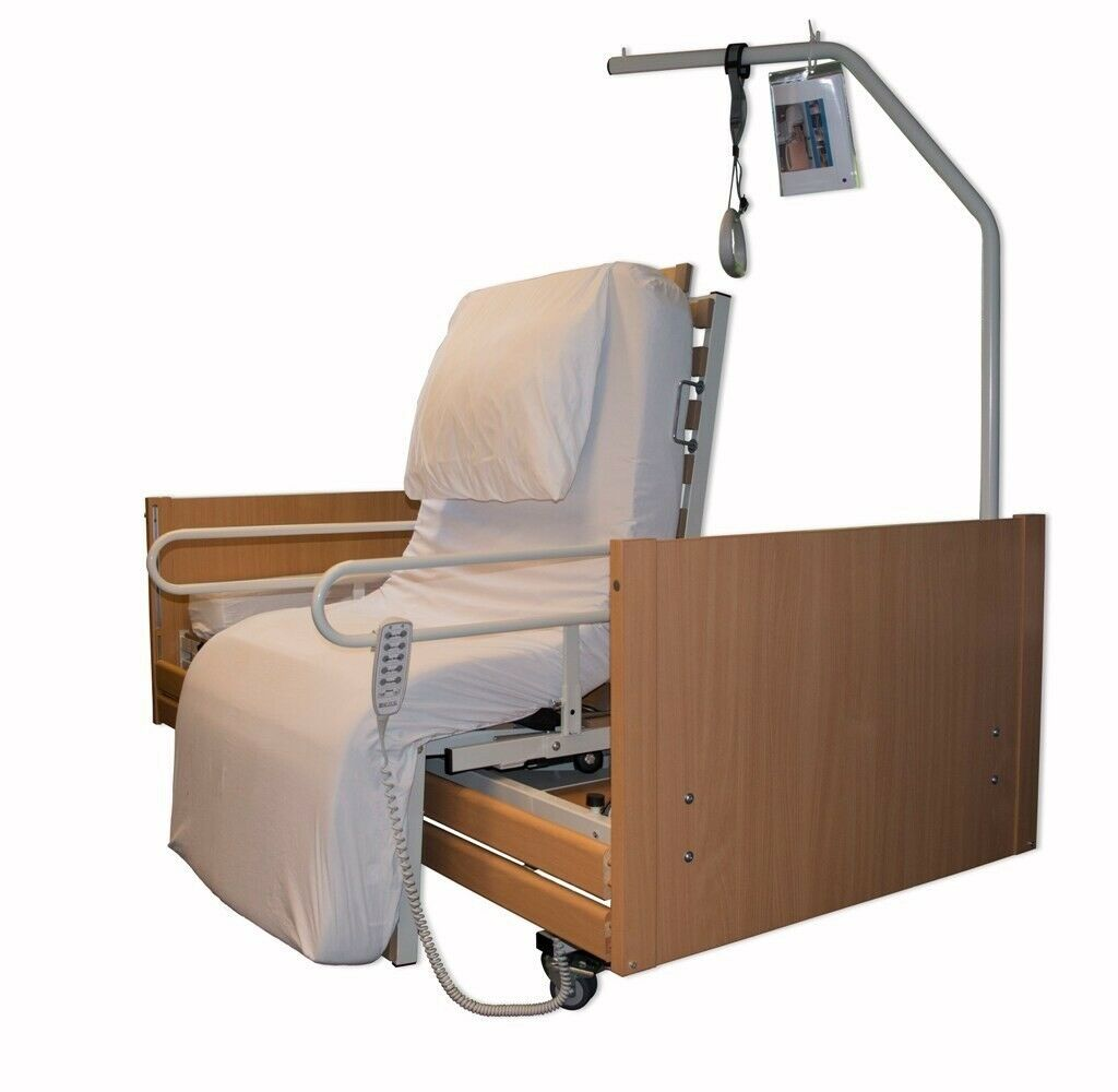 Hospital , Nursing and Care Home Beds . chairs