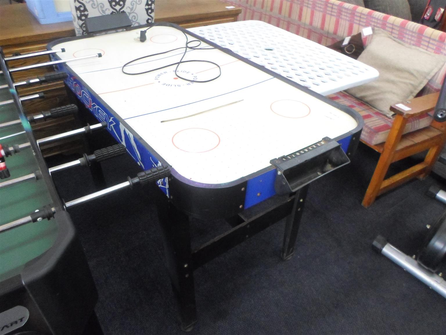 Air Hockey Table - B033049452-2