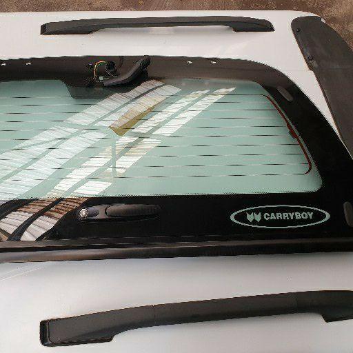 Carryboy Canopy glass window