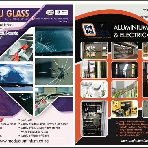 glass and car windsreen