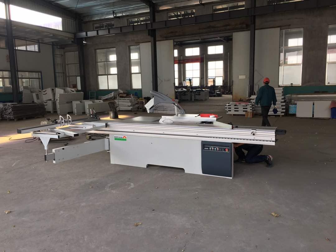 Sliding Table Panelsaw, 3800mm, ROOSMAC, 3800 / 3800E, 5.5kW