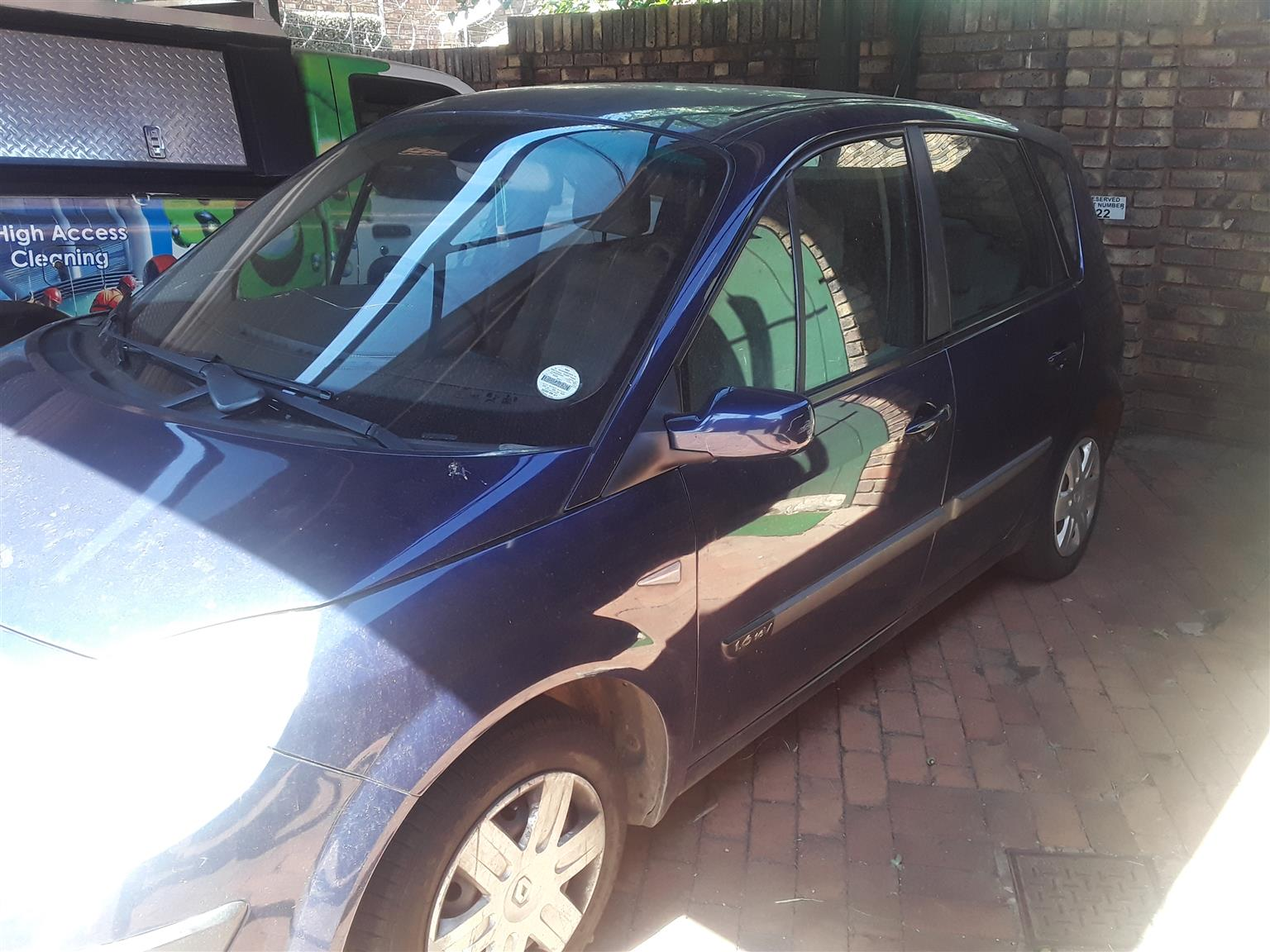 2004 Renault Scenic 1.6 Expression