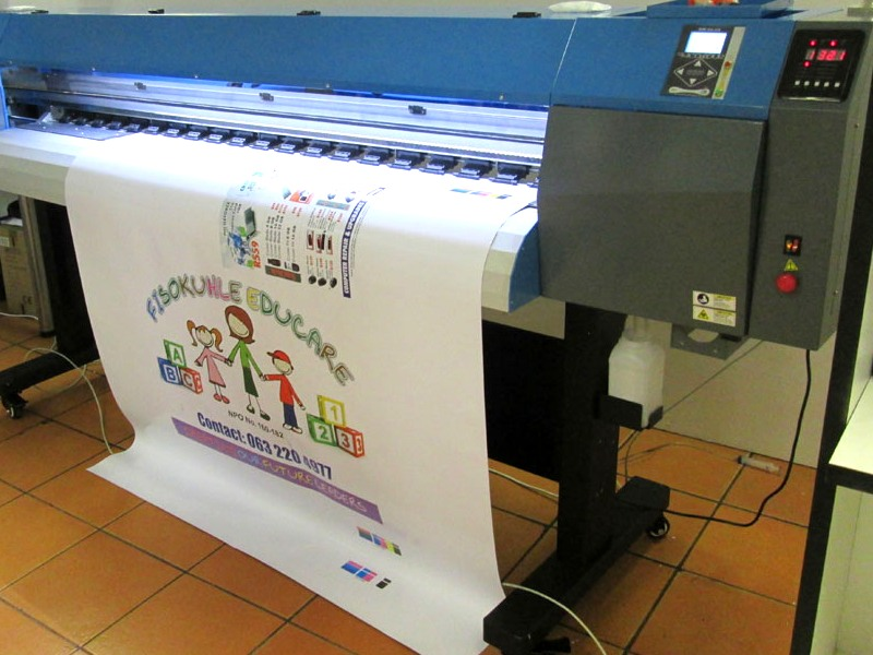F1-1604/HYBRID FastCOLOUR ONE 1600mm Hybrid UV Large Format Printer, Flatbed Printing