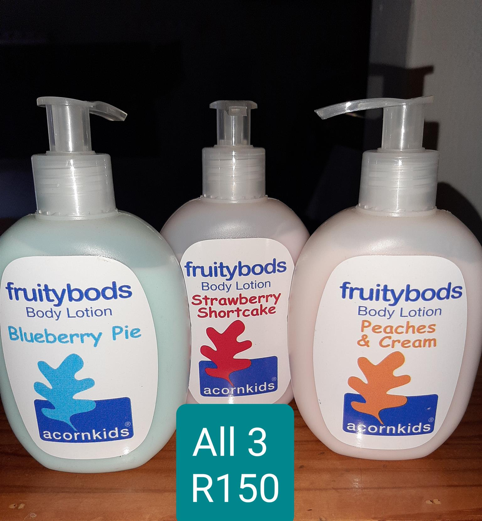 ACORNKIDS BATH PRODUCTS