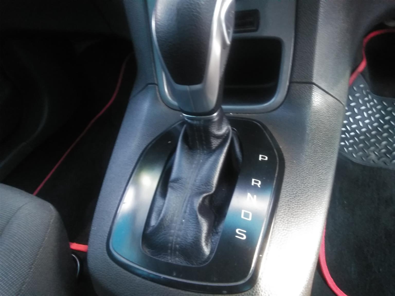 2016 Ford Fiesta hatch 5-door FIESTA 1.0 ECOBOOST TREND 5DR A/T