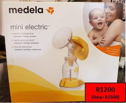 Medela Mini Electric Breast Pump Junk Mail