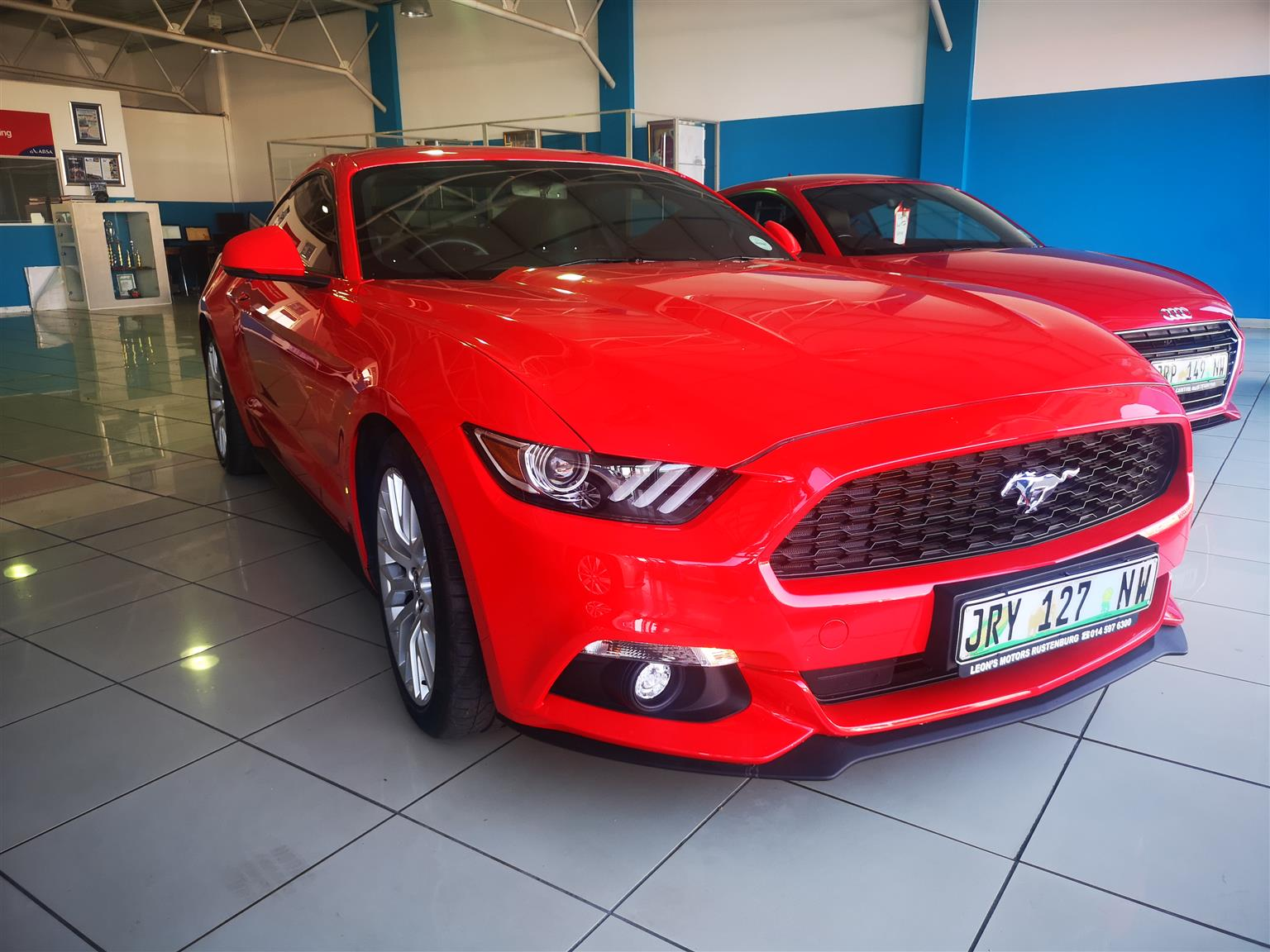 2016 ford mustang 2 3t fastback auto junk mail