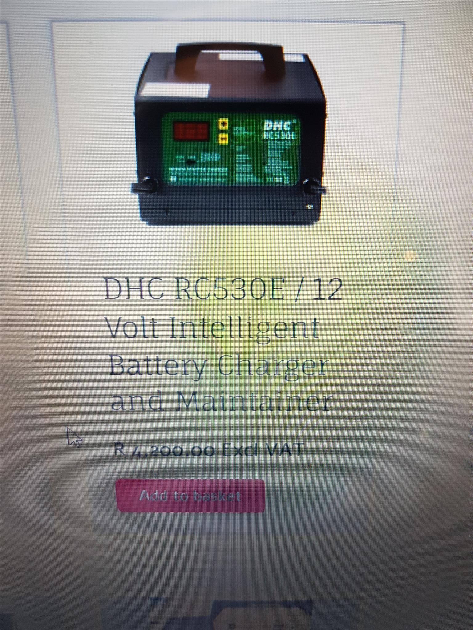 Battery business for sale complete brand new
