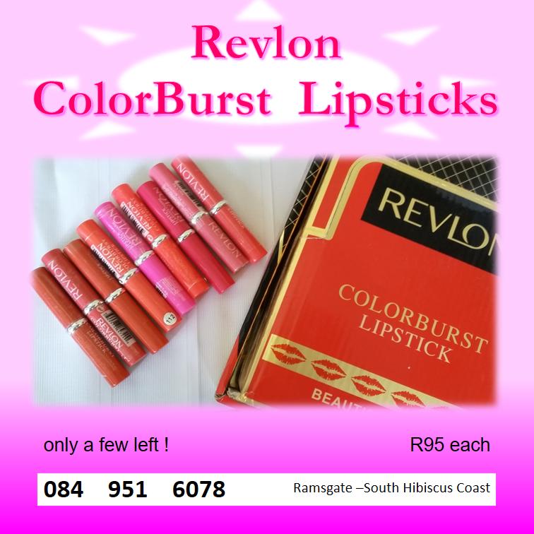 Revlon ColorBurst Lipsticks