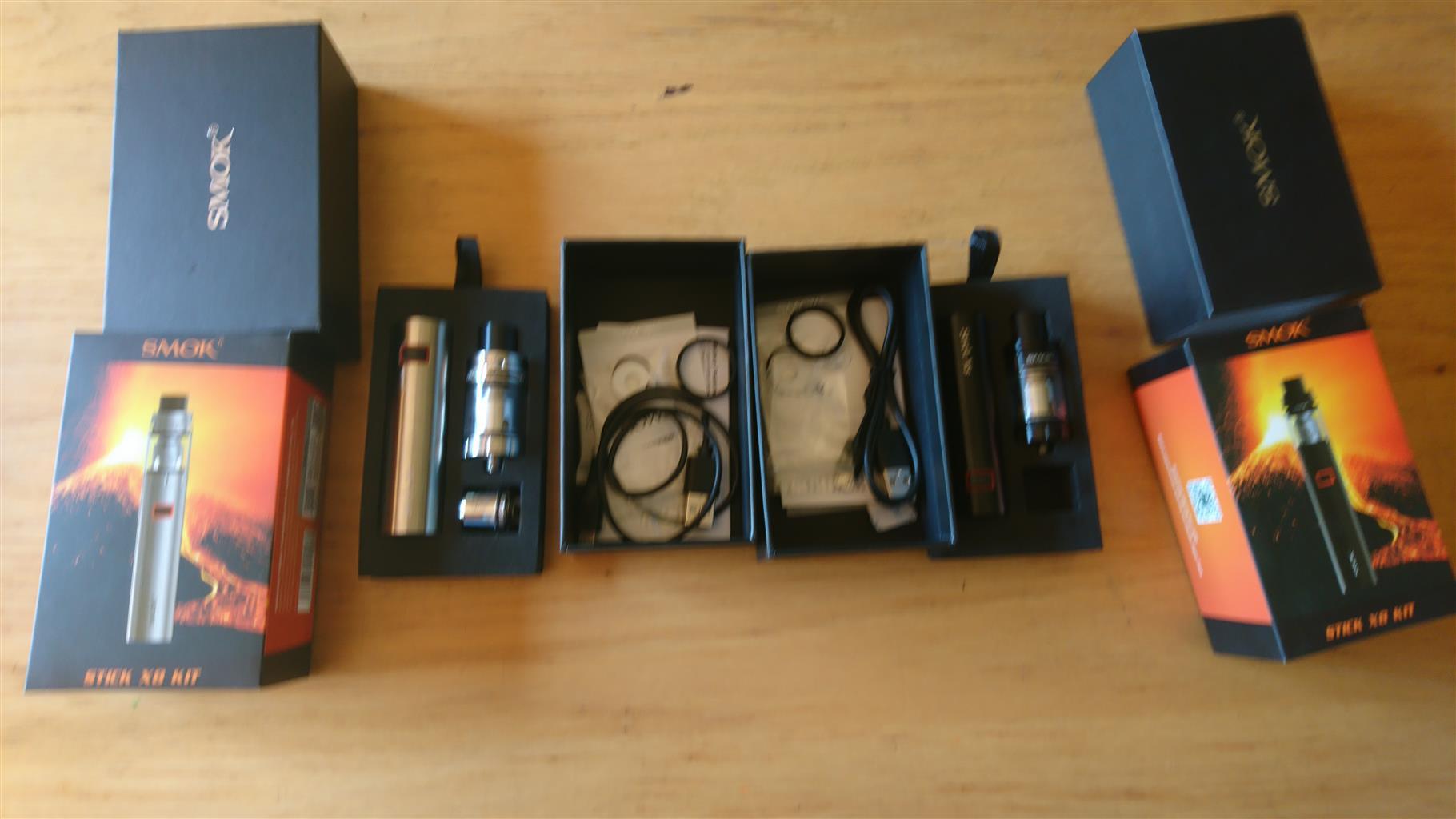 2x SMOK Stick X8 Kits