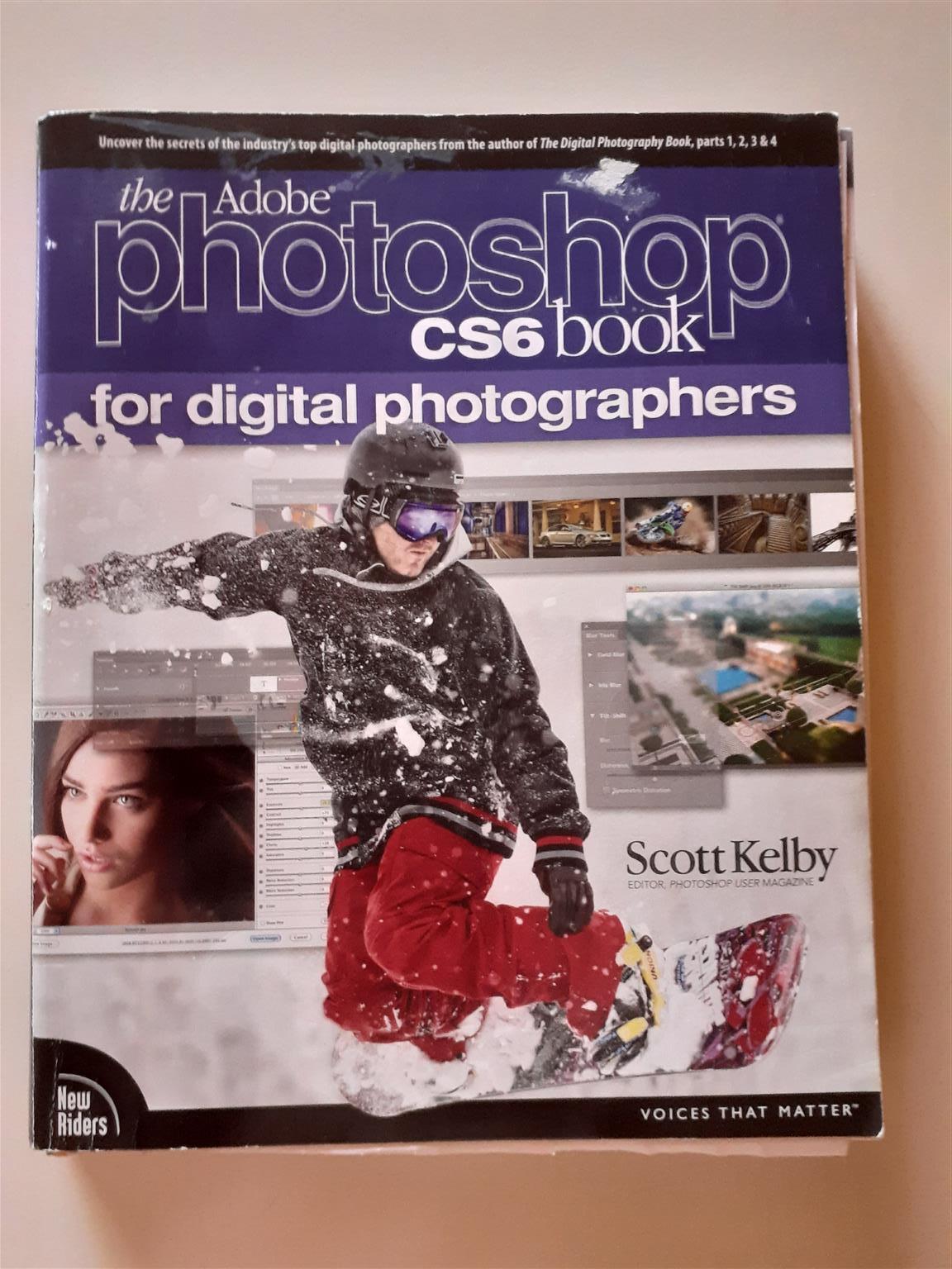 Photoshop photography book