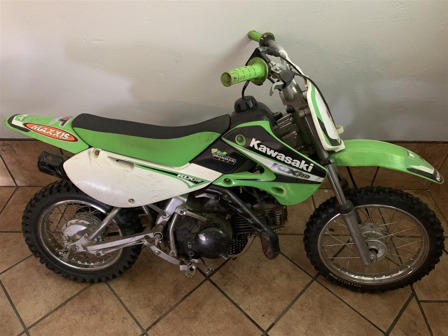 2006 Kawasaki KLX