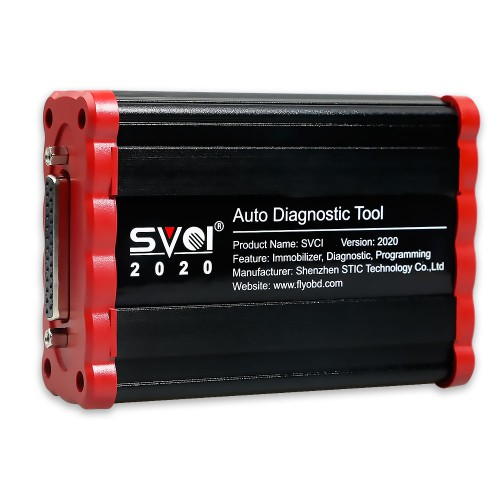 V2020 SVCI FVDI Abrites Commander with Laptop