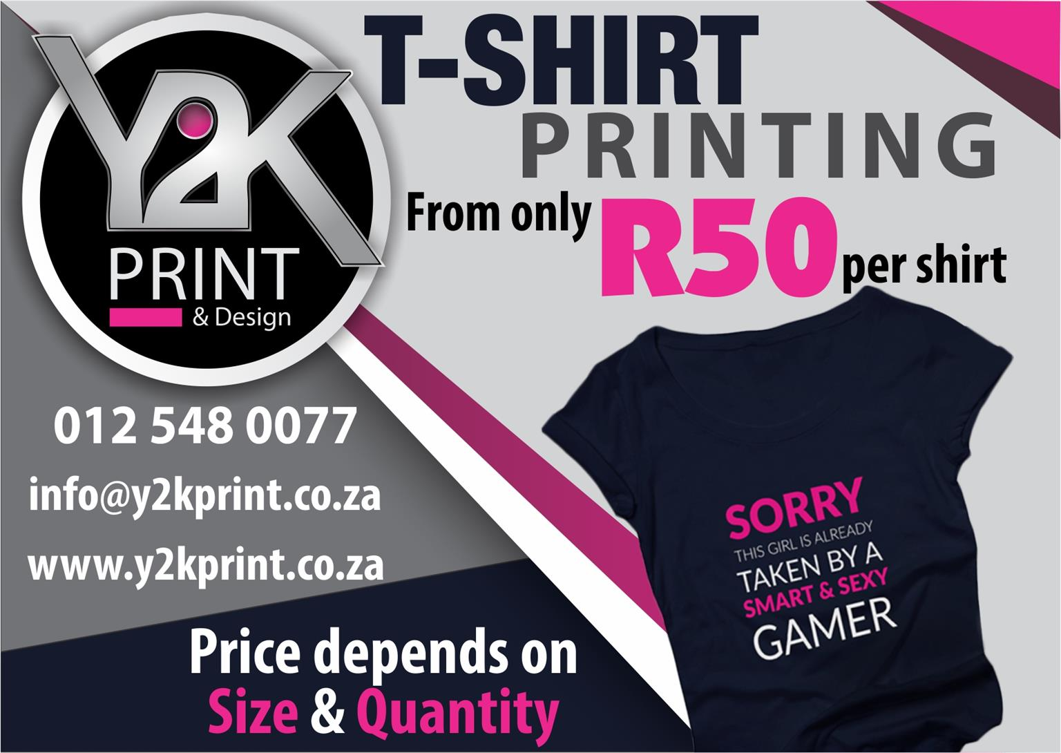 T shirt Special