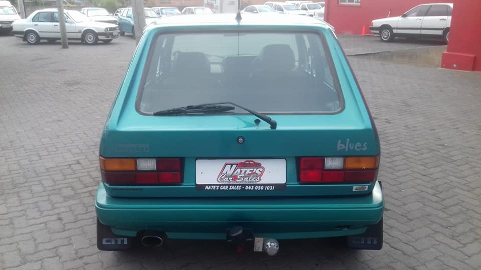 1997 VW Golf 1.6TDI BlueMotion