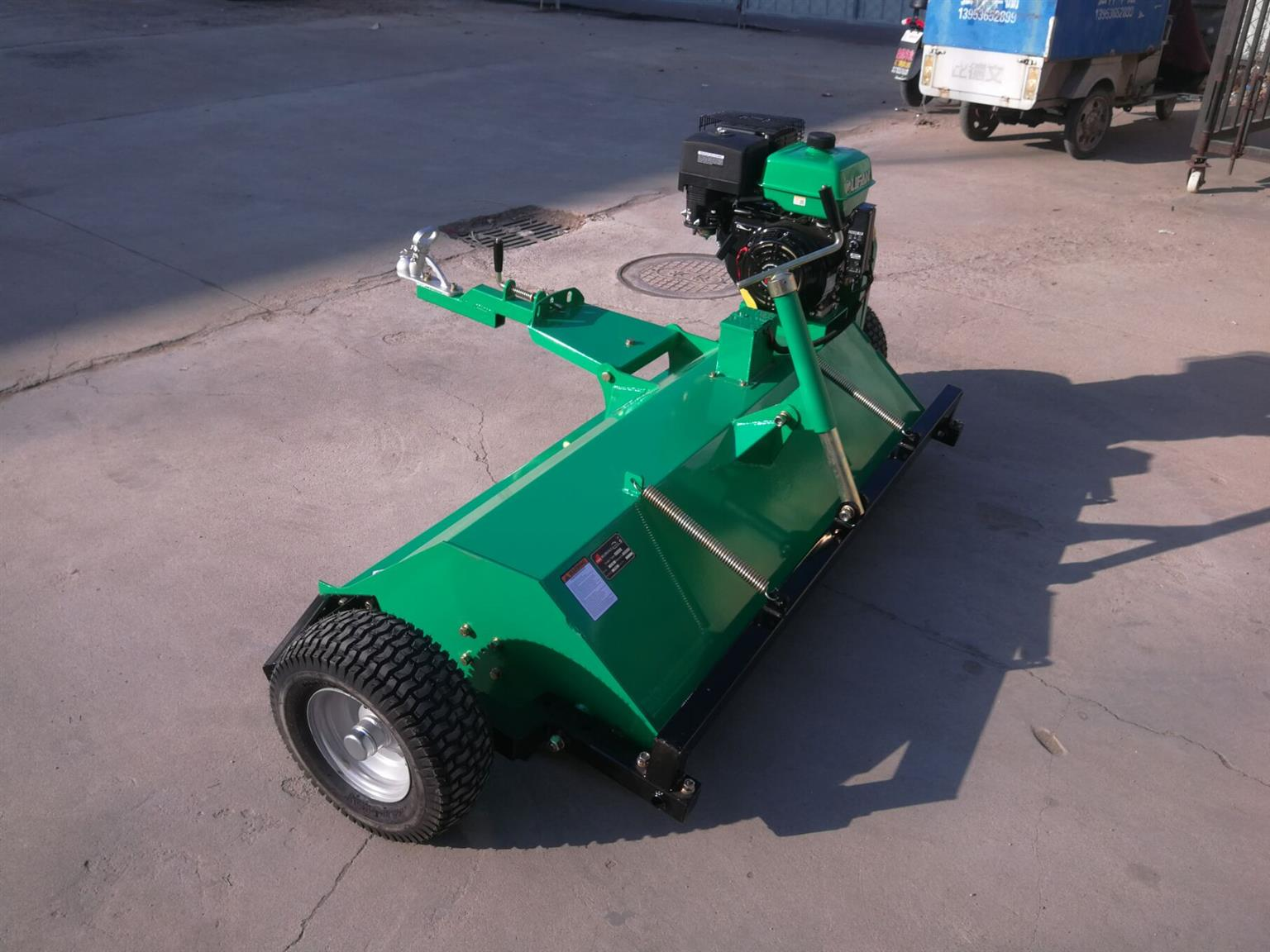 For ATV-150 flail mower, with working width 1500mm | Junk Mail