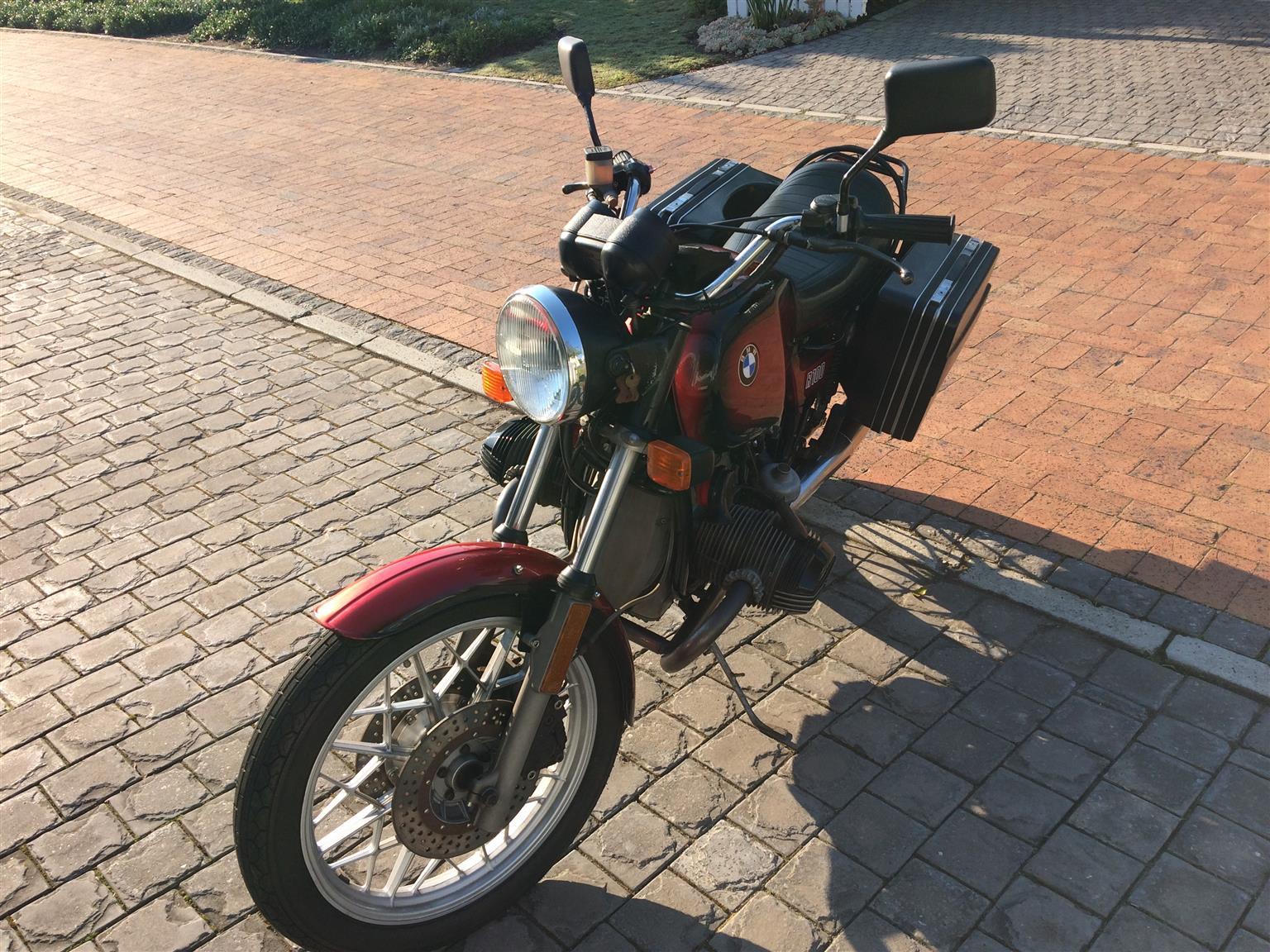 BMW R100 1984 - R65,000