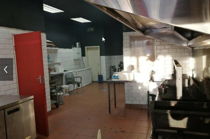 Grill takeaway store