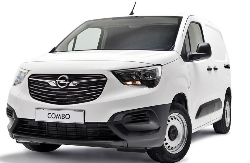 2019 Opel Combo Cargo panel van COMBO CARGO 1.6TD F/C P/V